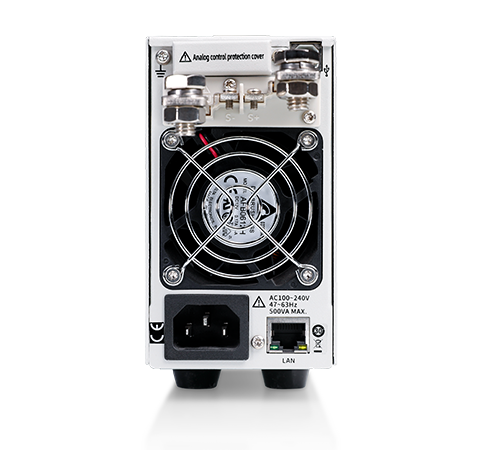 SIGLENT SPS5041X rear panel